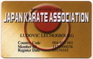 jka membership card lecherbourg